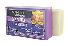 Manuka Honey & Lavender Soap Bar