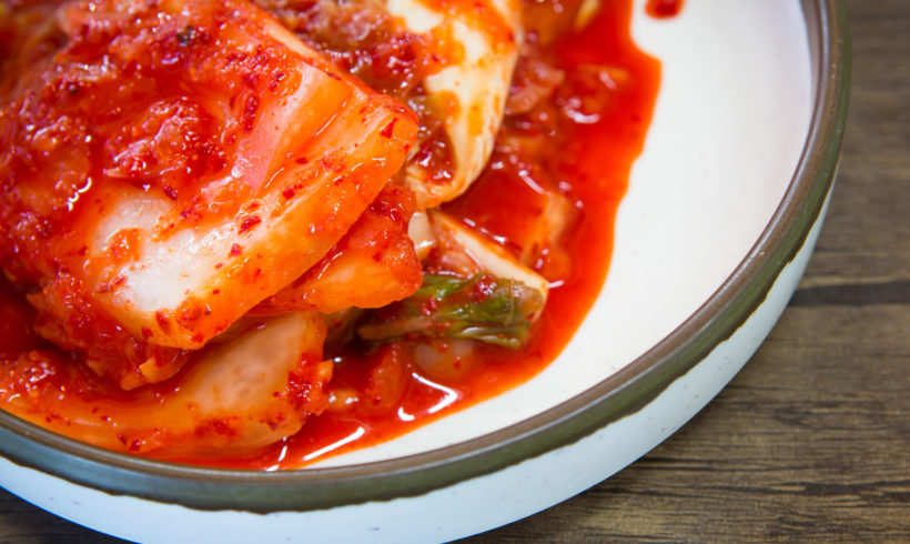 Kimchi and its Benefits